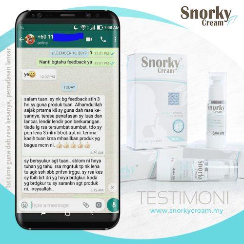 Testimoni_Snorky_Cream_37