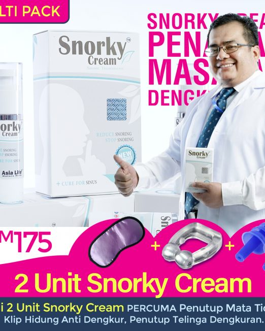 Snorky_Cream_2_Unit